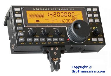 Elecraft� KX3 SSB CW transceiver