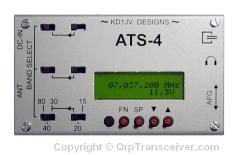 QRP transceiver ATS-4